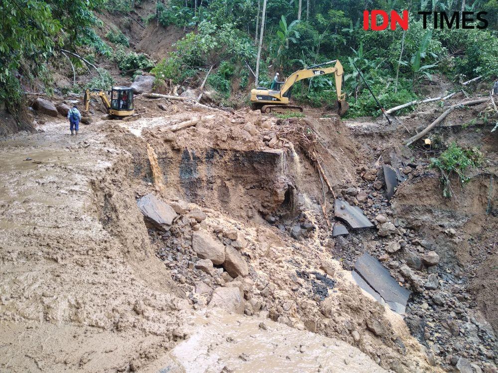 Dinas Pertanian: Kerugian Petani Lebak Akibat Banjir Rp8 Miliar