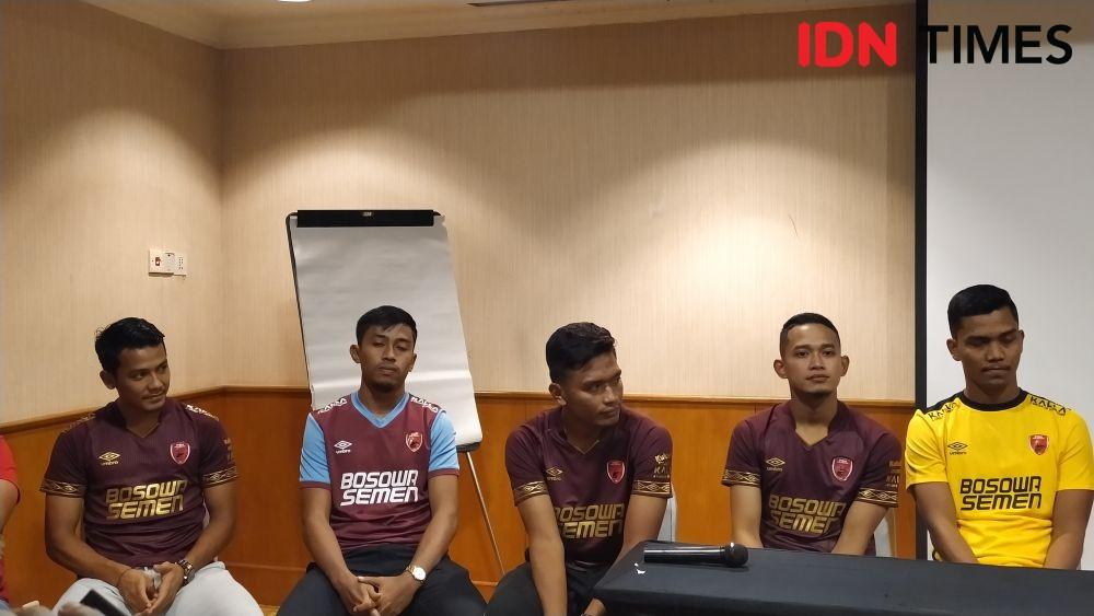5 Pemain Anyar Ungkap Alasan Terima Tawaran PSM Makassar Musim 2020