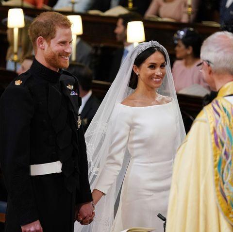 Mundur dari Kerajaan, 10 Perjalanan Cinta Harry dan Meghan Markle