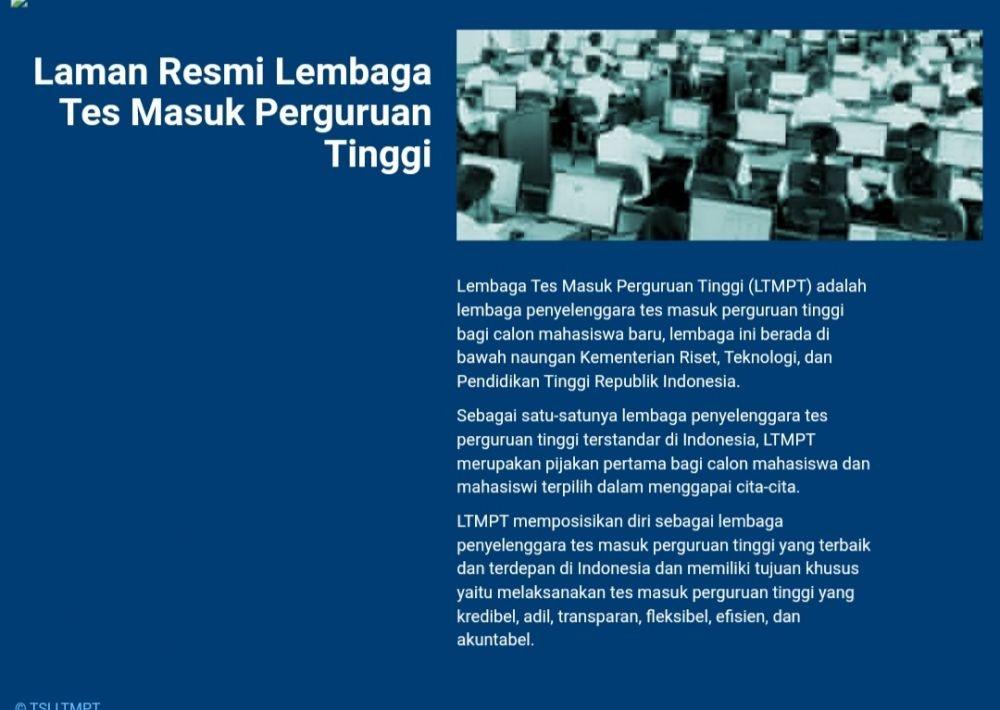Pendaftaran Akun LTMPT untuk Ikut SNMPTN 2021 Ditutup Hari Ini!