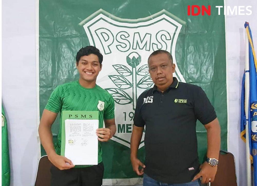 Tolak Klub Liga 1, Kiper Timnas U-19 Ini Pilih Gabung PSMS