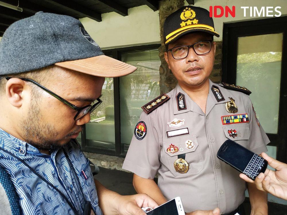 Kerangka Manusia dalam Posisi Duduk Ditemukan di Kabupaten Bandung