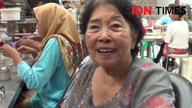 Imlek 2020, Kisah Oey Tong Gwat Perajin Dodol Keranjang Asal Tegal