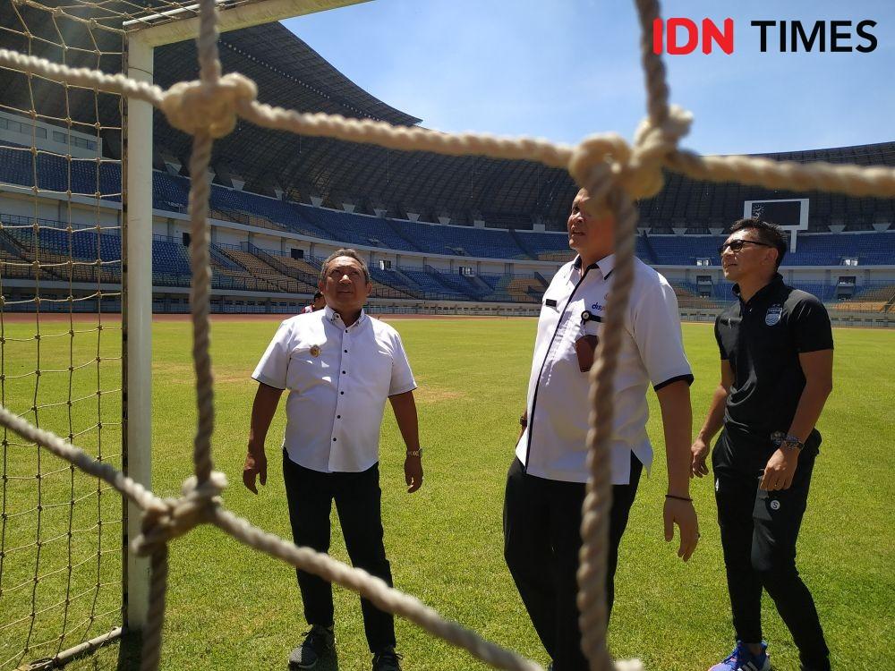 Pemkot Bandung Berikan Lampu Hijau, Persib Bisa Segera Latihan di GBLA