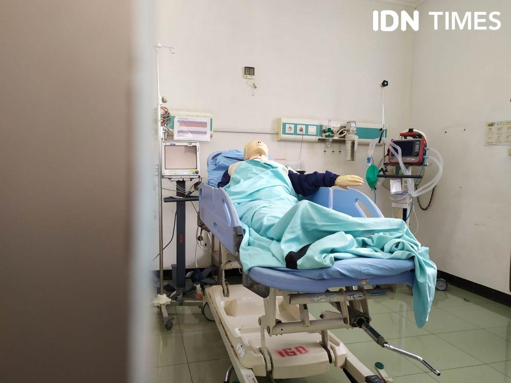 RSUP dr Sardjito Isolasi Pasien yang Sakit Usai Umrah