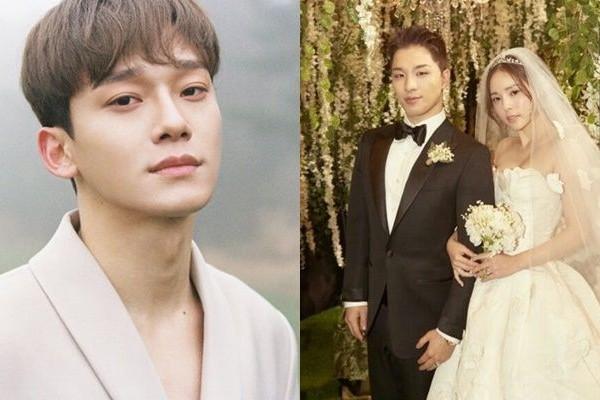 Ketemu Jodoh Chen Exo Dan 9 Idol Kpop Ini Menikah Di Puncak Karier