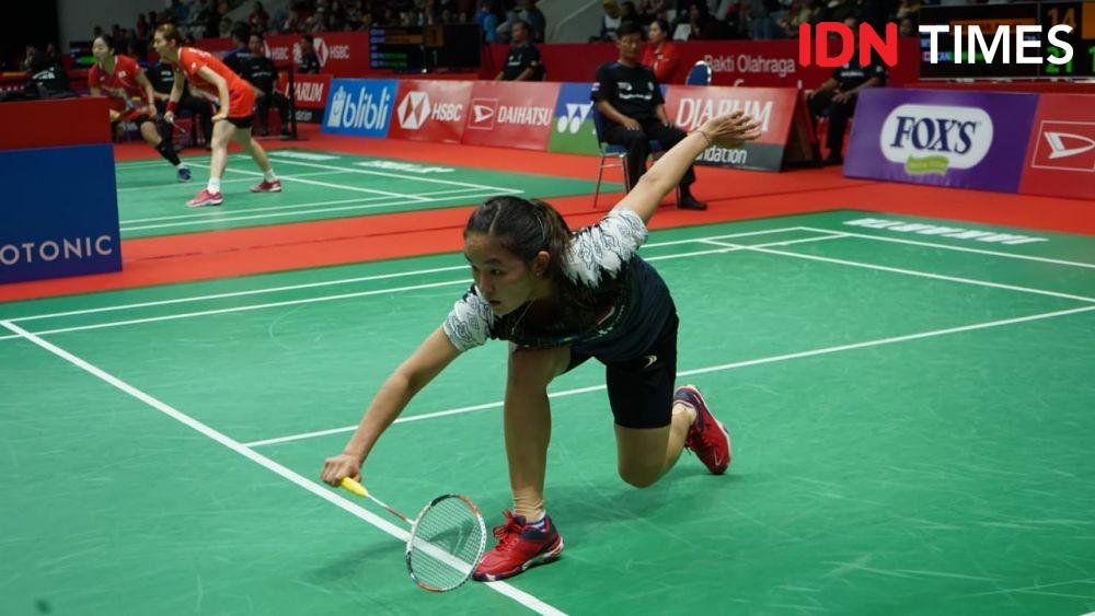 Indonesia Sapu Bersih Poin Menuju Semifinal Kejuaraan Beregu Asia 2020