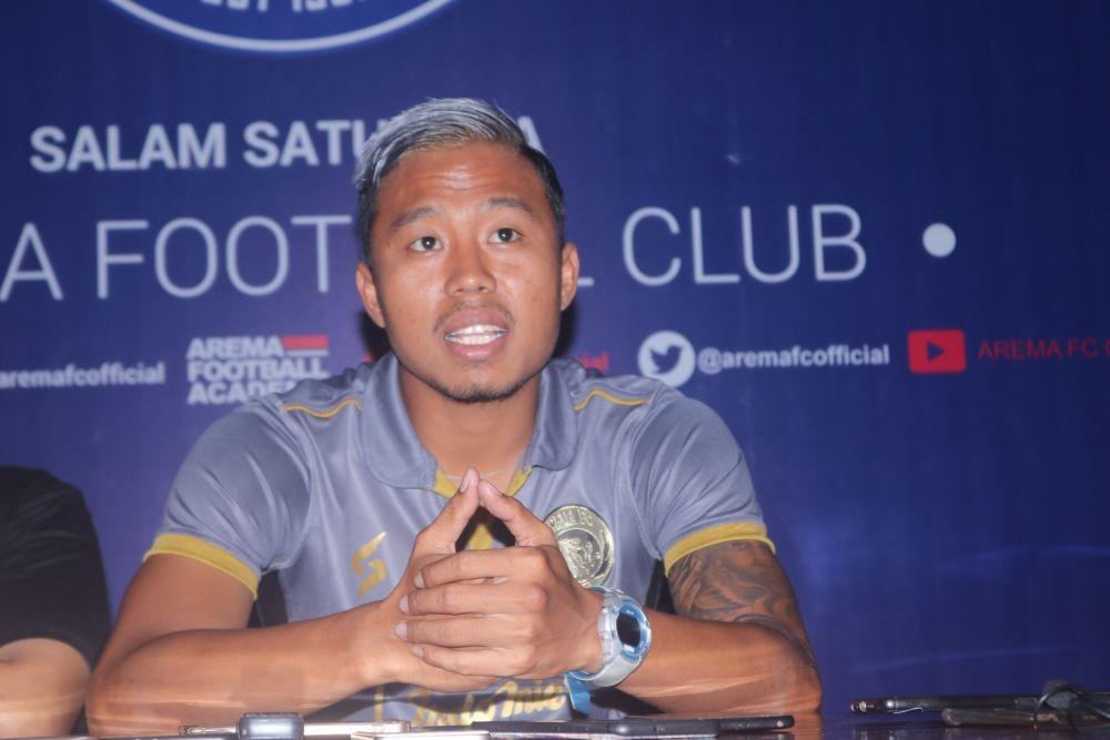 Jelang Latihan Perdana, Arema FC Perkenalkan Sembilan Pemain Baru