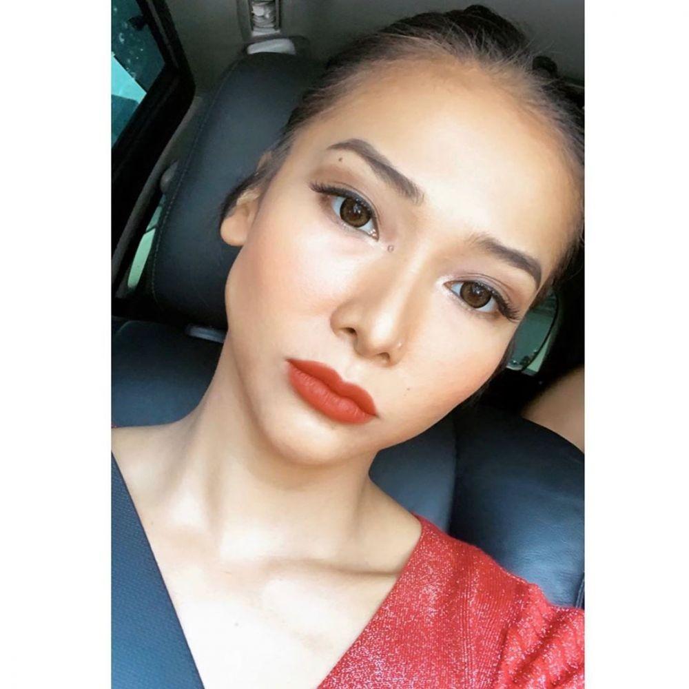Ganti Nama Tak Lunturkan Aura Mey Chan, Mantan Duo Maia