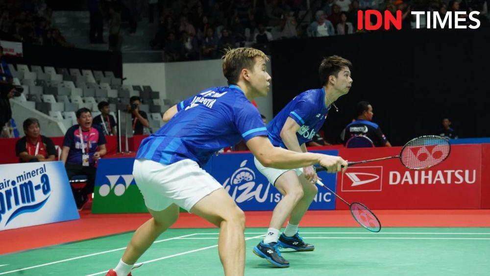 Tuan Rumah Amankan 3 Gelar, Ini Hasil Final Indonesia Masters 2020!