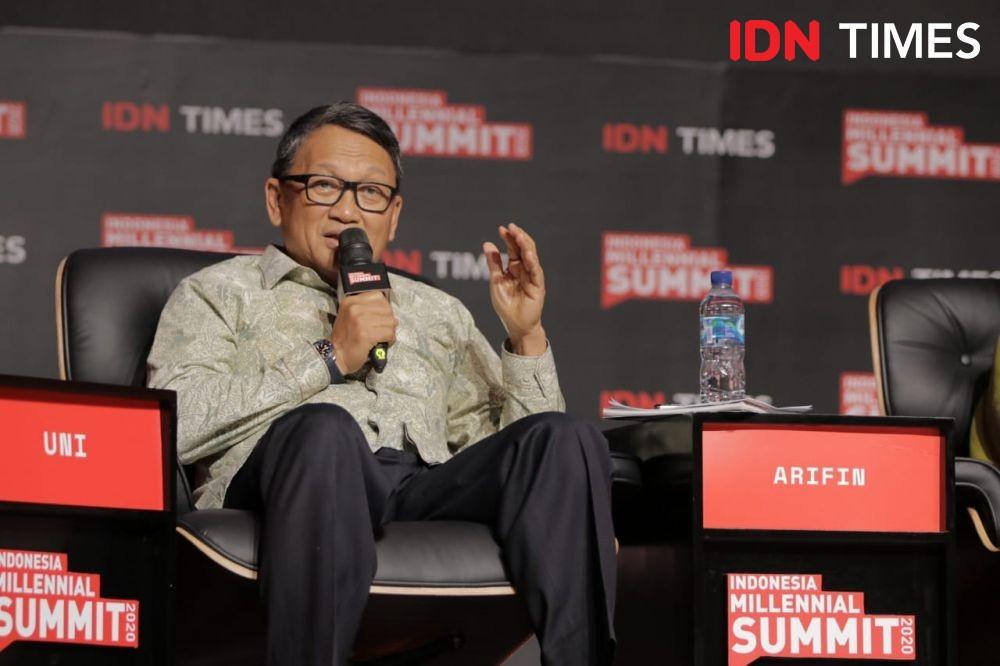 Menteri ESDM Bocorkan Soal Energi 4.0 Versi Jokowi pada Millennial