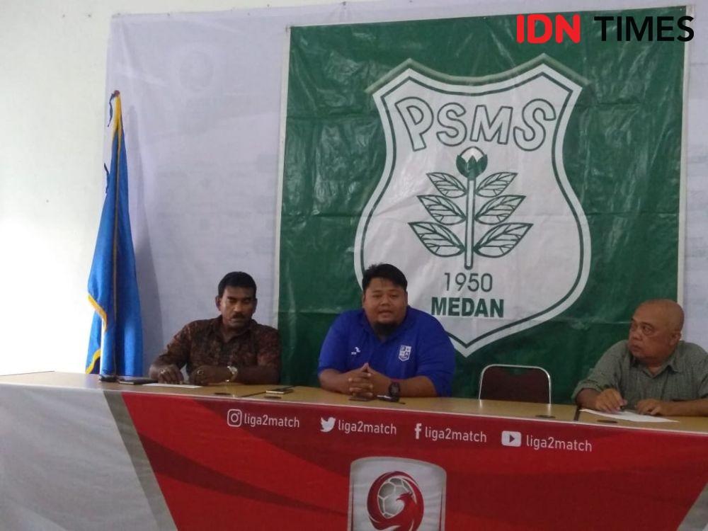 PSMS Kalah, Harga Tiket Edy Rahmayadi Cup Turun