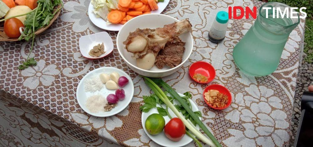 Sup Fosil, Kuliner Unik Kudus yang Cocok Disantap Saat Musim Hujan