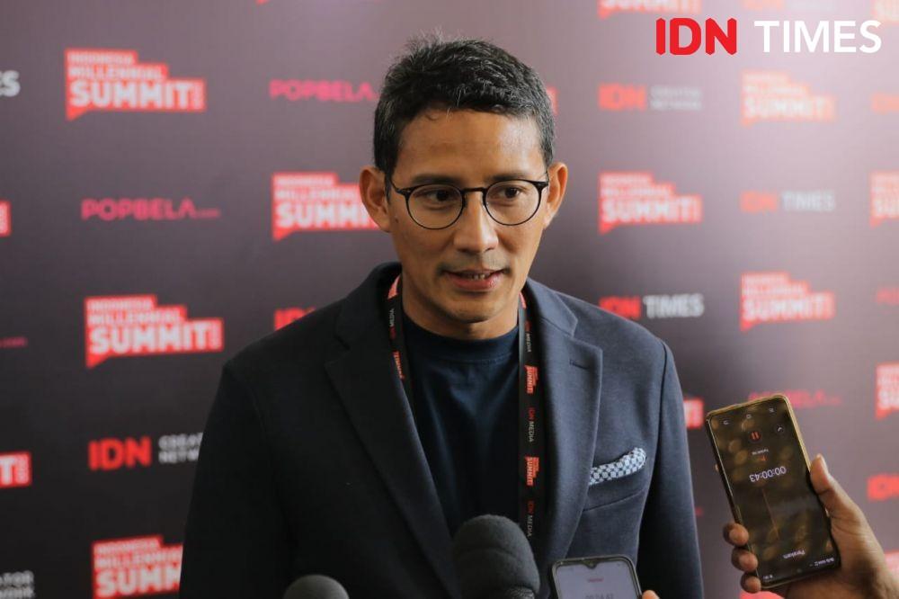 Disebut Jokowi Capres Kuat Pilpres 2024, Sandiaga: Saatnya Kita Kerja