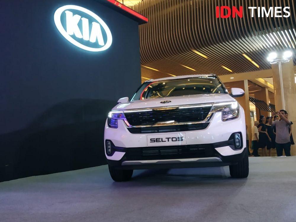 Jadi Ancaman Honda HR-V, Ini 7 Keunggulan All-New KIA Seltos