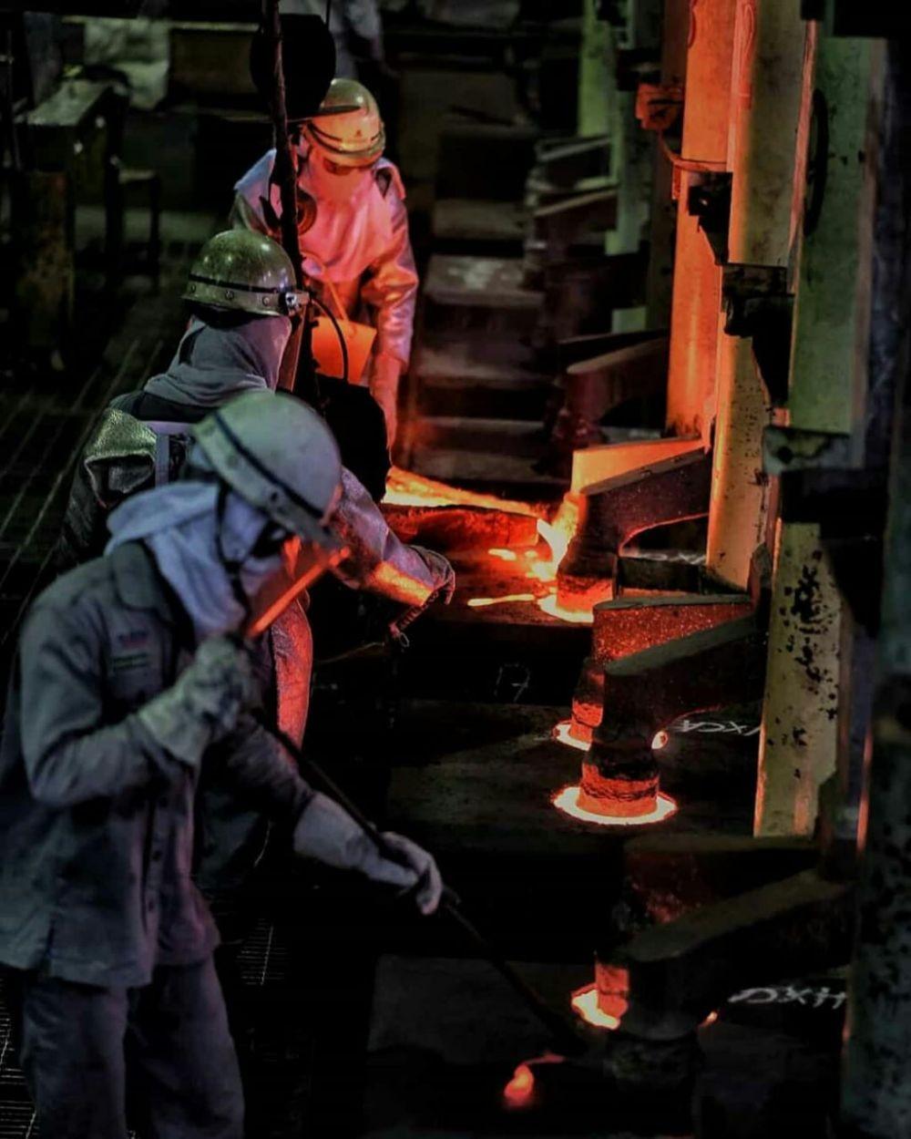 Inalum Produksi 245 Ribu Ton Aluminium, Capai 101 Persen Target