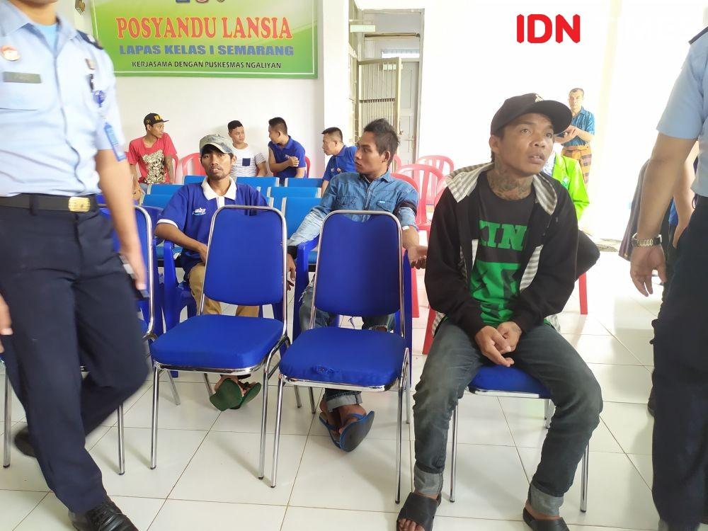 DPR Minta Menkumham Buatkan Bilik Asmara untuk Napi di Lapas