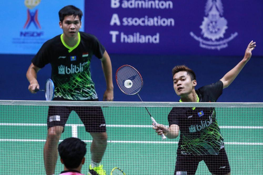 Update Ranking Ganda Putra BWF: Lee/Wang Tembus Top 3 Dunia