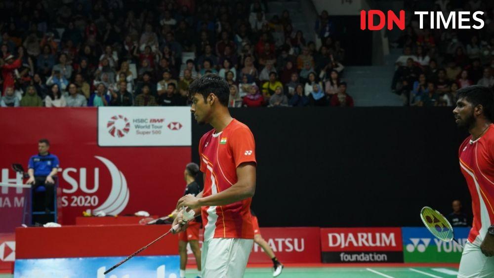 Pramudya/Yeremia Gagal Ikuti Jejak The Babies di Swiss Open