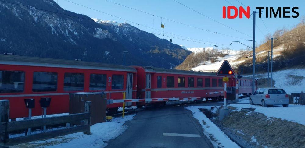 Yuk, Saksikan Foto-Foto Perhelatan WEF 2020 di Davos, Swiss