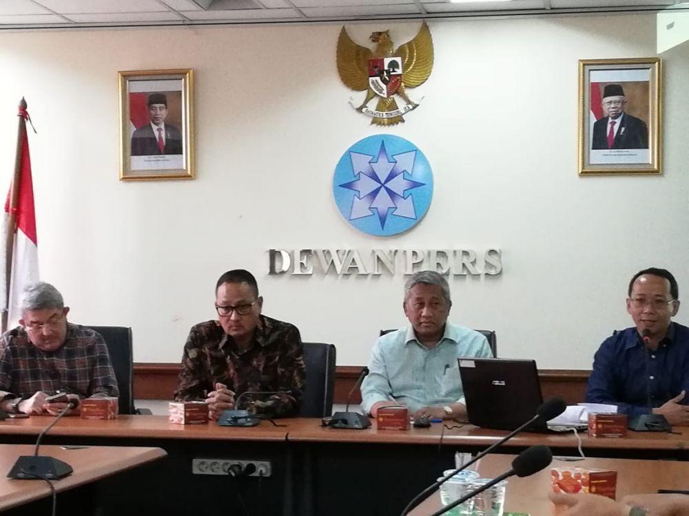 Jaga Media Tak Amburadul di Era Disrupsi, Dewan Pers Bentuk Pokja