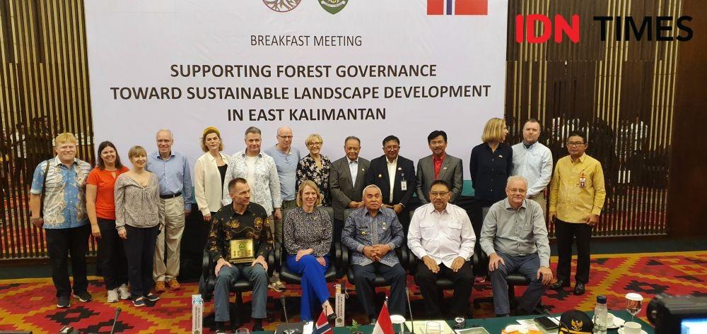 Pimpinan DPD Ajak Pemerintah Bahas Penyusunan RUU Perubahan Iklim