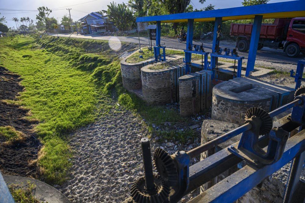 Bendungan Irigasi di Bukit Lawang Ancam Keselamatan Wisatawan