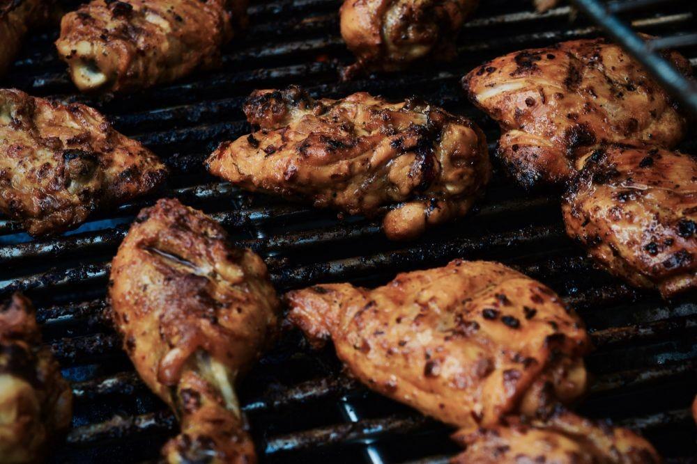 Resep Membuat Ayam Bakar Bumbu Kacang, Legitnya Bikin Ketagihan