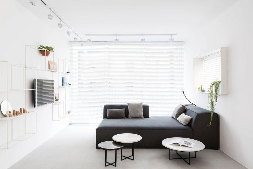 Desain Apartemen Gaya Minimalis, Pas dengan Selera Millennial