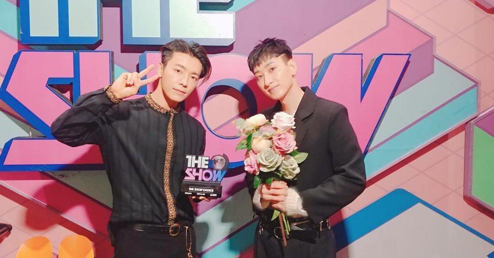 10 Persahabatan Idola KPop Cowok Ini Gak Kalah Sweet dari Cewek Lho