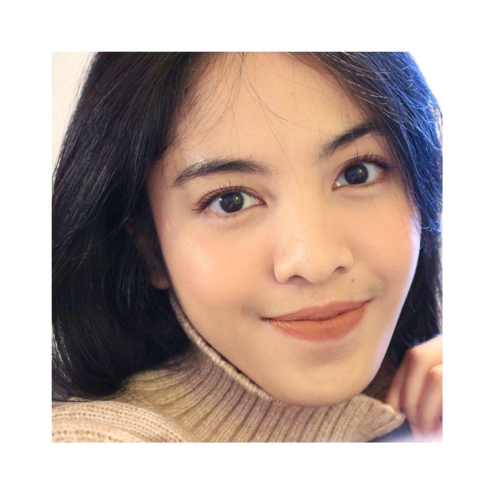 9 Inspirasi No Makeup Makeup ala Bellinda Putri, Nyaman buat Harian