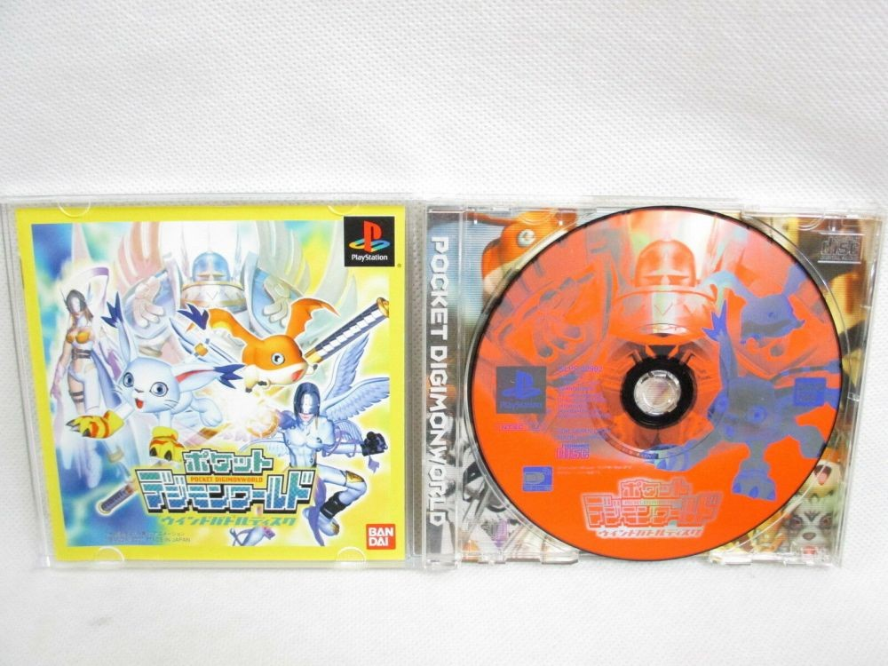 9 Game Digimon Terbaik di Konsol PS1, Nostalgia 90-an nih