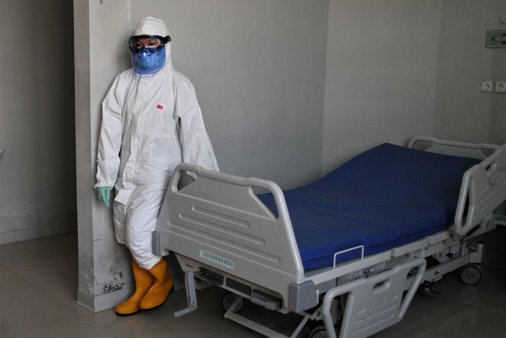 7.871 Pasien COVID-19 Isolasi Hotel di Sulsel Dinyatakan Sembuh