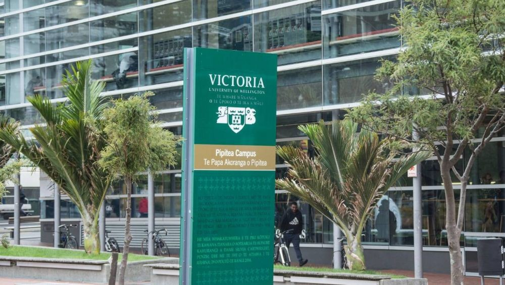 Yuk Intip Almamater Rara Sekar, Victoria University of Wellington