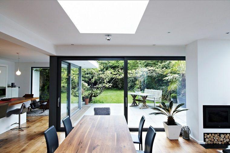 9 Inspirasi Desain Rumah dengan Open Space, Adem & Hemat Listrik
