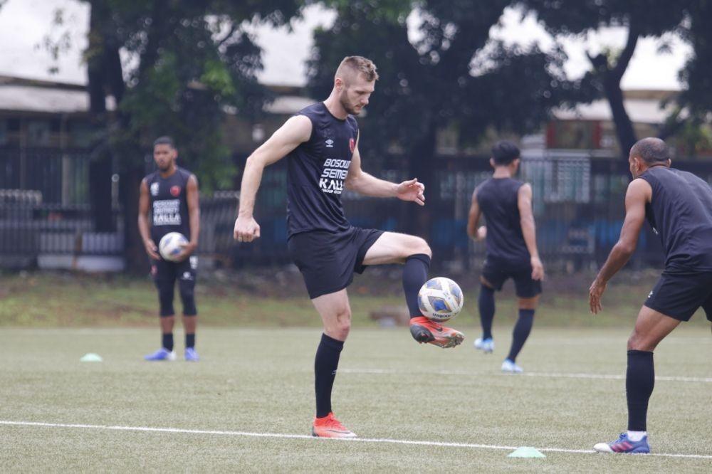 Jelang AFC Cup 2020, PSM Kenalkan Serif Hasic Pengganti Marc Klok