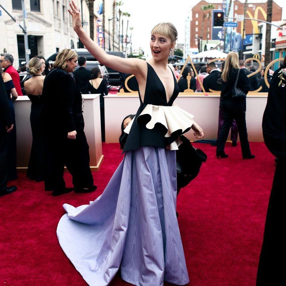 Simak Nih 10 Gaun Paling Kece di Perayaan Oscars Tahun Ini!