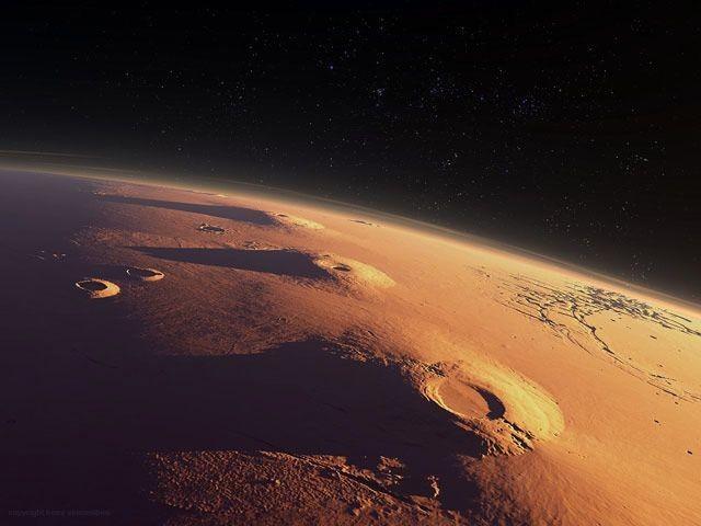 8 Tempat Menarik di Mars Ini Akan Jadi Objek Wisata Hits Masa Depan