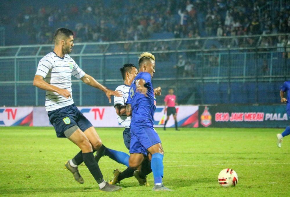 Selama Libur, Para Pemain Arema FC Tetap Wajib Latihan