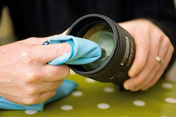 Cara Membersihkan Debu Dan Kotoran Pada Kamera Yang Benar