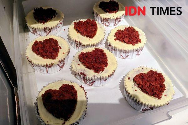 Sambut Hari Kasih Sayang, Kebun Roti Buat Roti Edisi Valentine