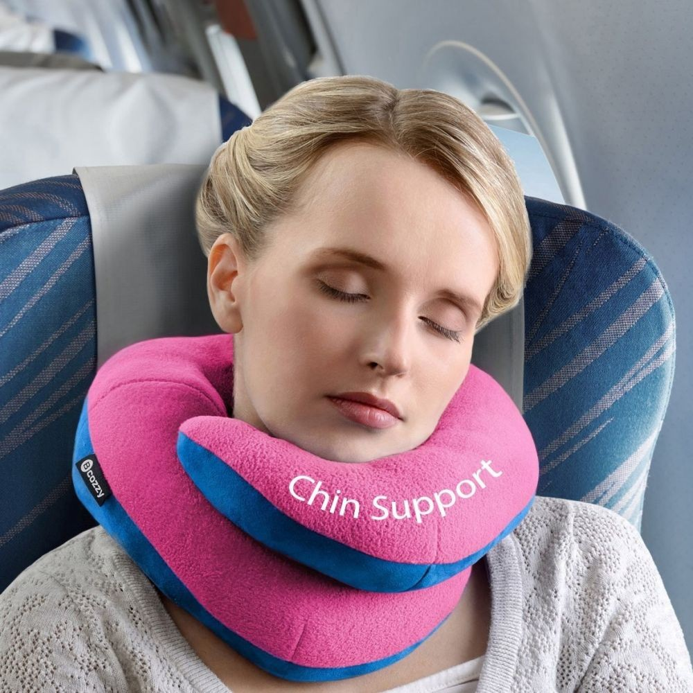 8 Recommended Neck Pillow Best for Holidays, Guaranteed Sleep
