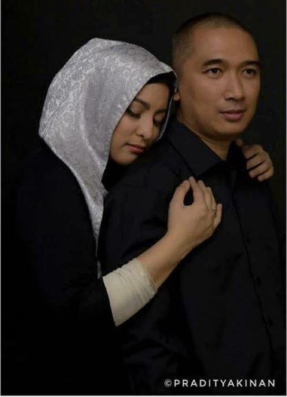 Bertema Klasik Romantis, 10 Potret Prewed Jane Shalimar & Arsya Wijaya