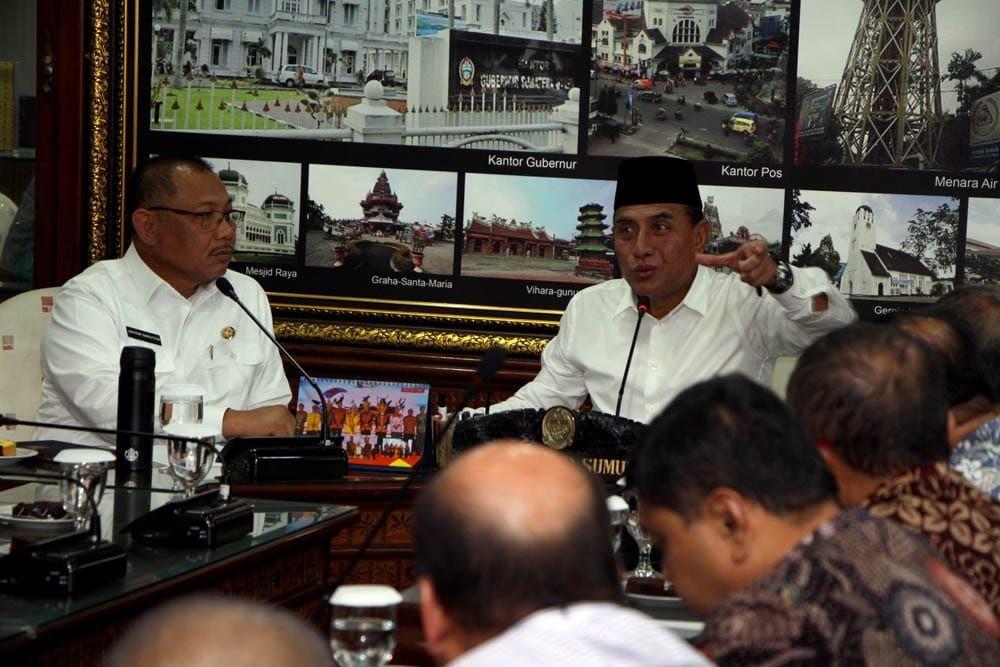 Pemko Medan akan Benahi Kesawan Jadi Wisata Kota Tua