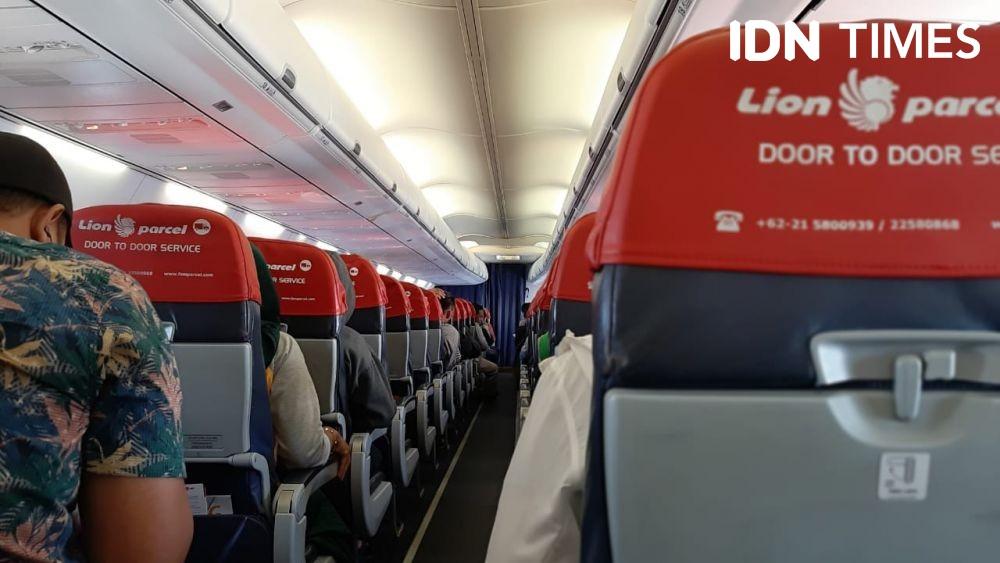 Lion Air Group Kembali Berhenti Beroperasi per 5 Juni 2020