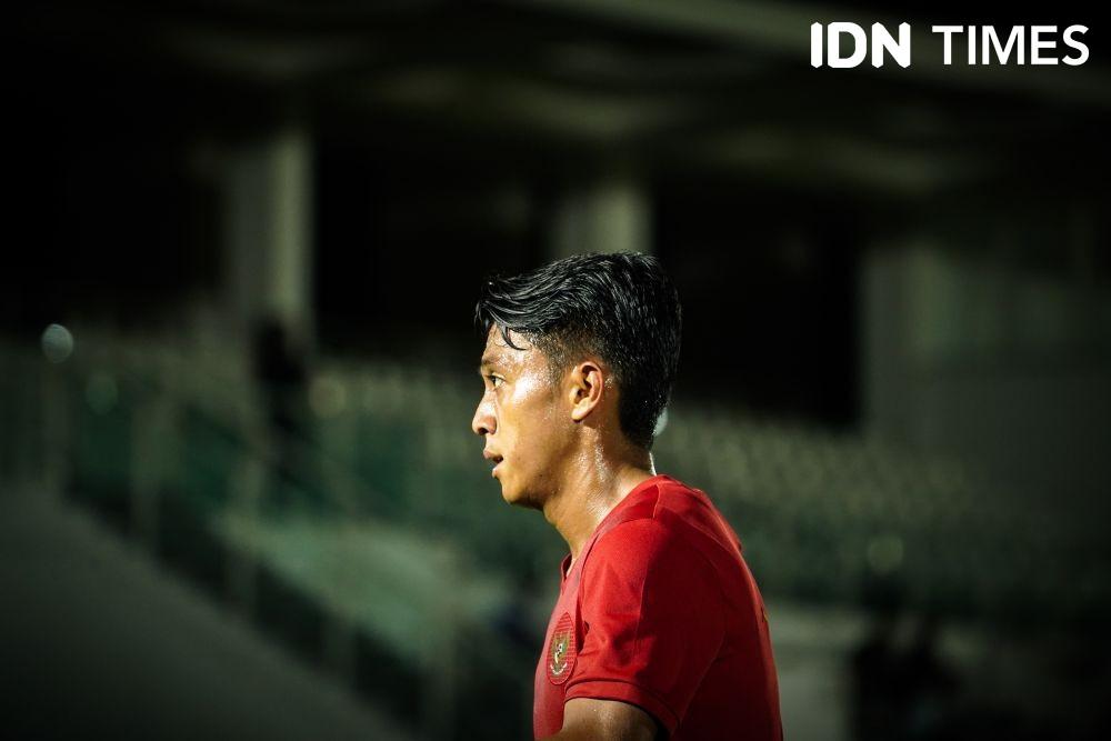 Pemain Timnas yang Jalani TC Perdana Bukan Pilihan Shin Tae-yong?