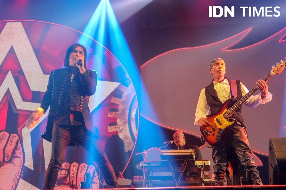 7 Momen Tak Terlupakan Konser Dewa 19 di Jogja, Langsung Bikin Kangen