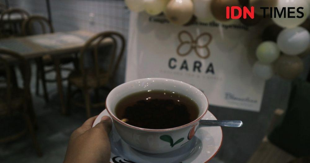 Cascara Coffee, Sajikan Menu Ceri dari Kopi dengan Berbagai Cara