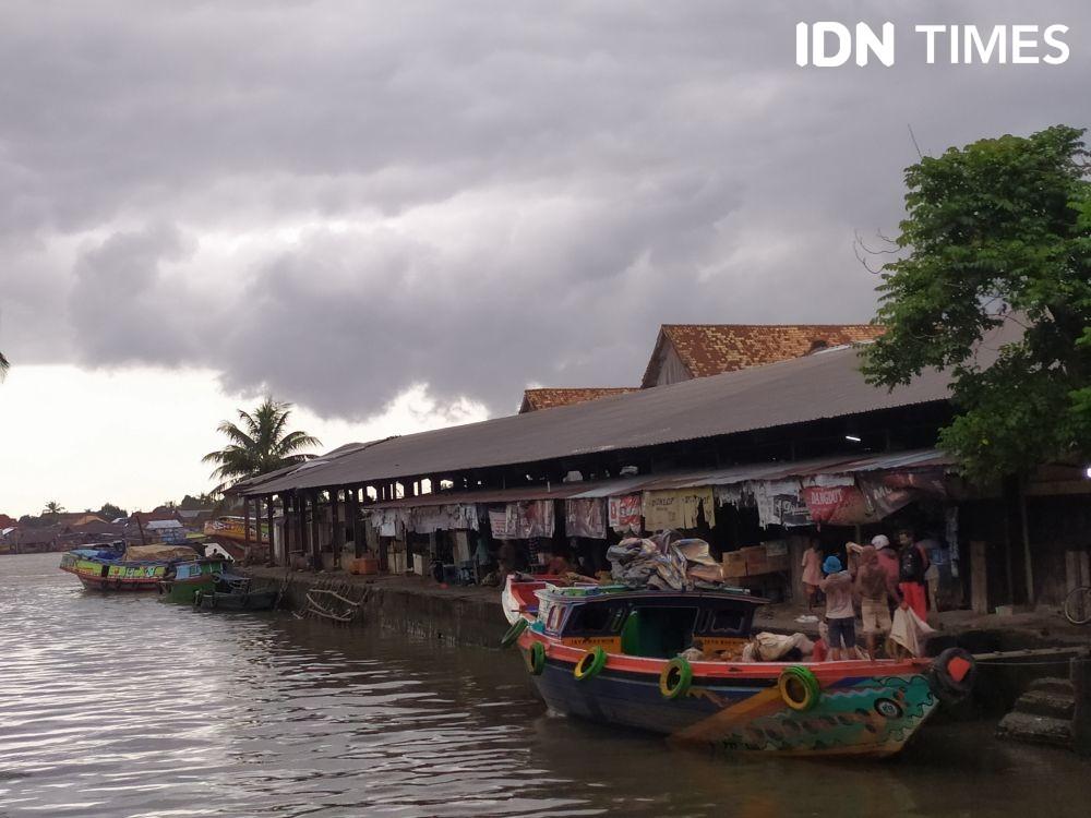 Pemkot Palembang Siapkan Rp19,6 Miliar Menata Sekanak sebagai Wisata