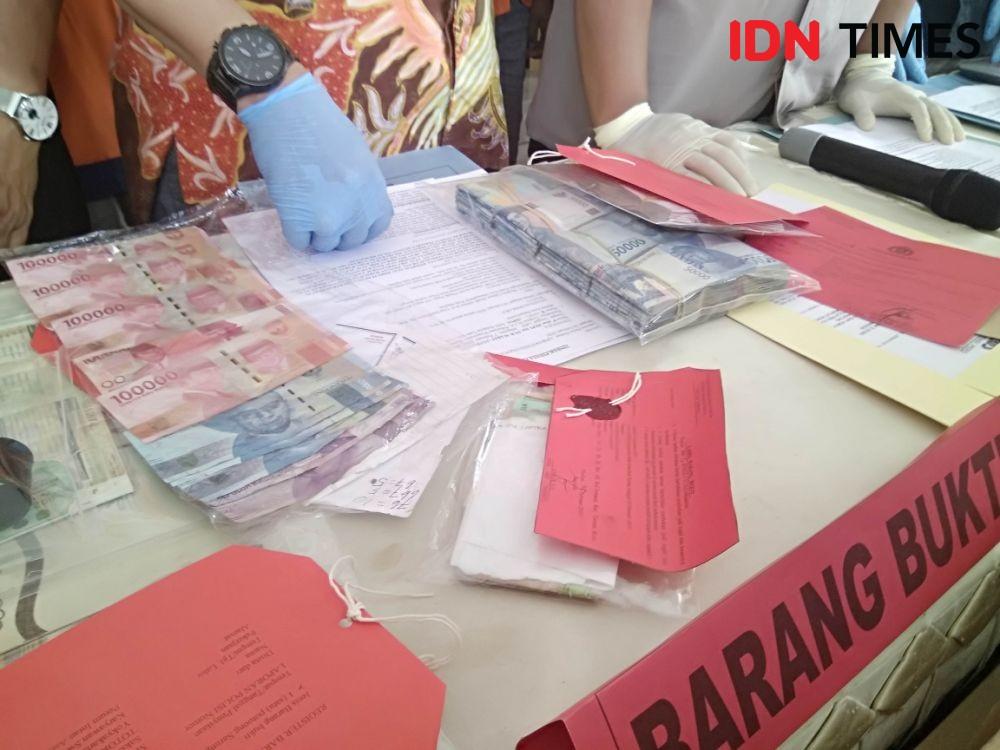 Pria di Makassar Curi Uang Alfamart, Ngaku untuk Kebutuhan Foya-foya